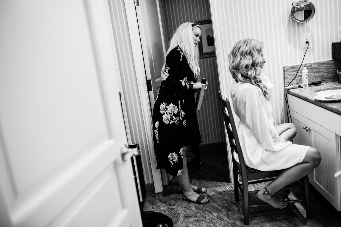 weddings hudson salon