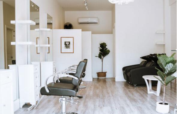 hudson salon