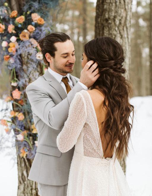 wedding at the hudson